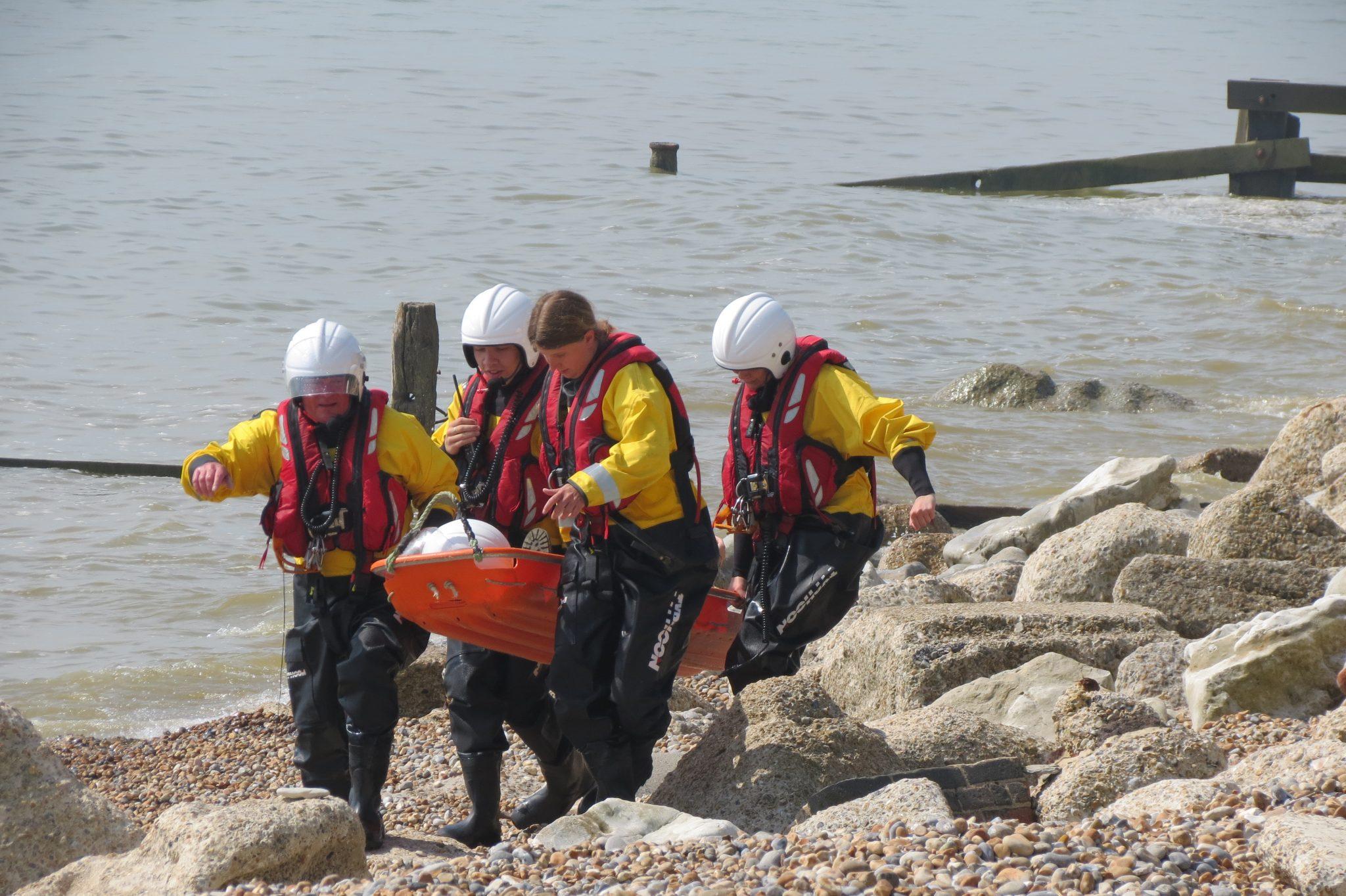Casualty Retrieval Training #3