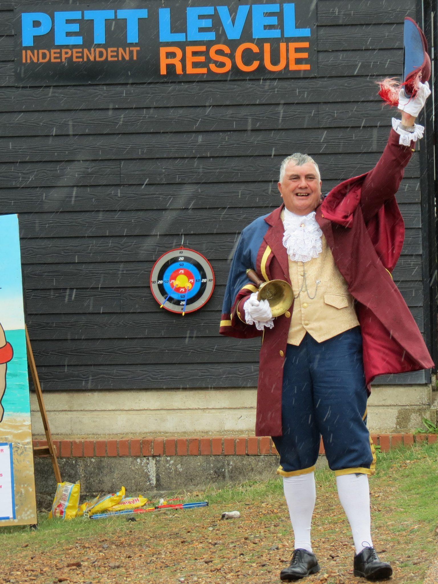 180826 Rye Town Crier PLIRB Open Day