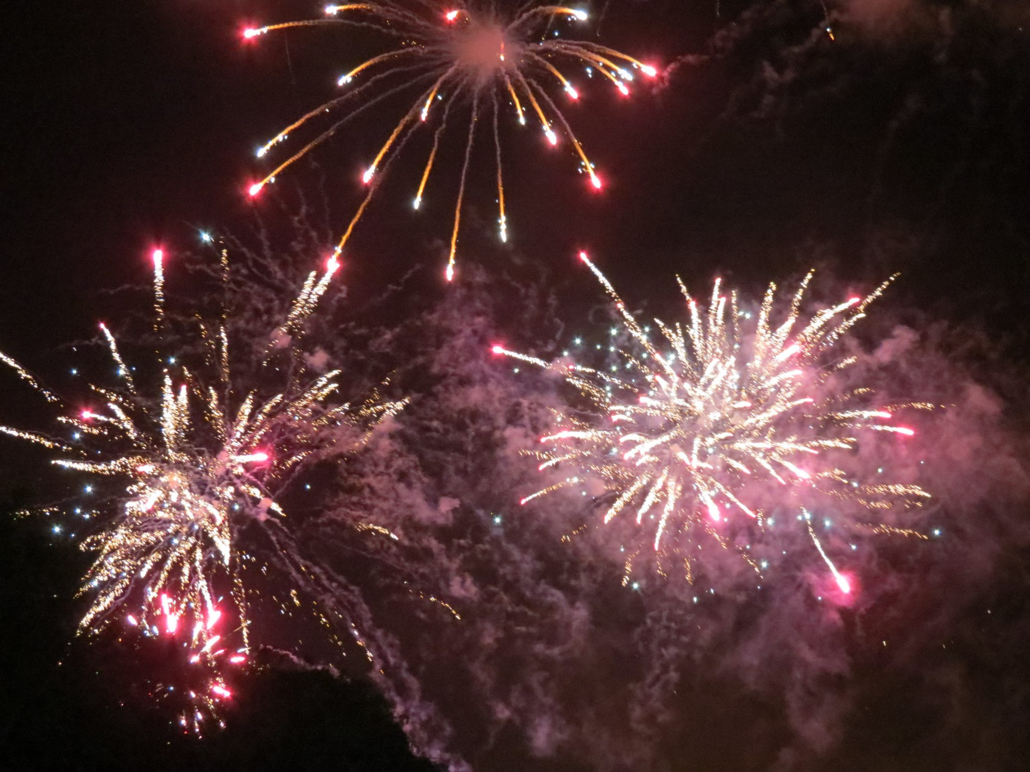 Robin Hood Bonfire Event ~ fantastic fireworks and friendly first aid