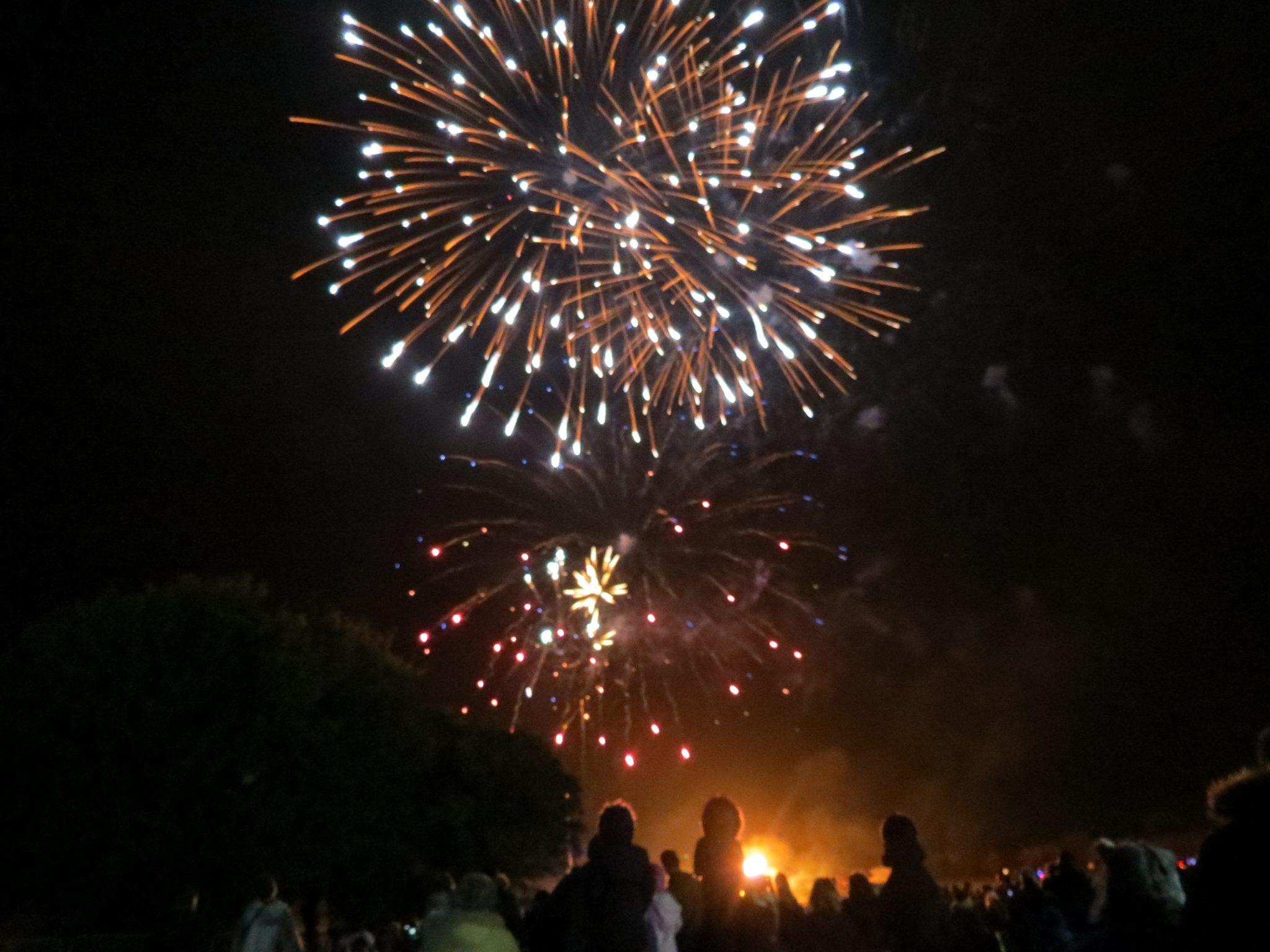 Robin Hood Bonfire Society event 2018, PLIRB First Aid