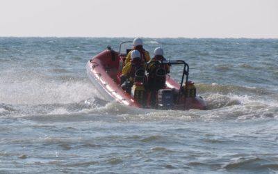 Sunday Training with RNLI Hastings