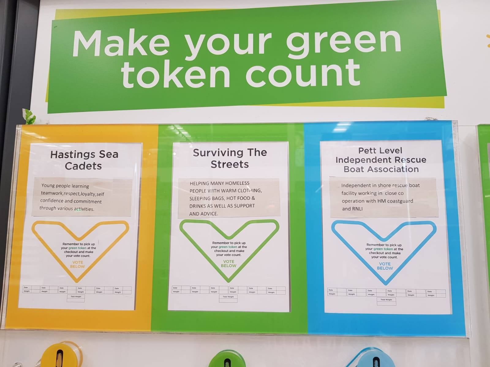 For a Limited Time, It's Now Possible To Support Us When You Shop at Asda
