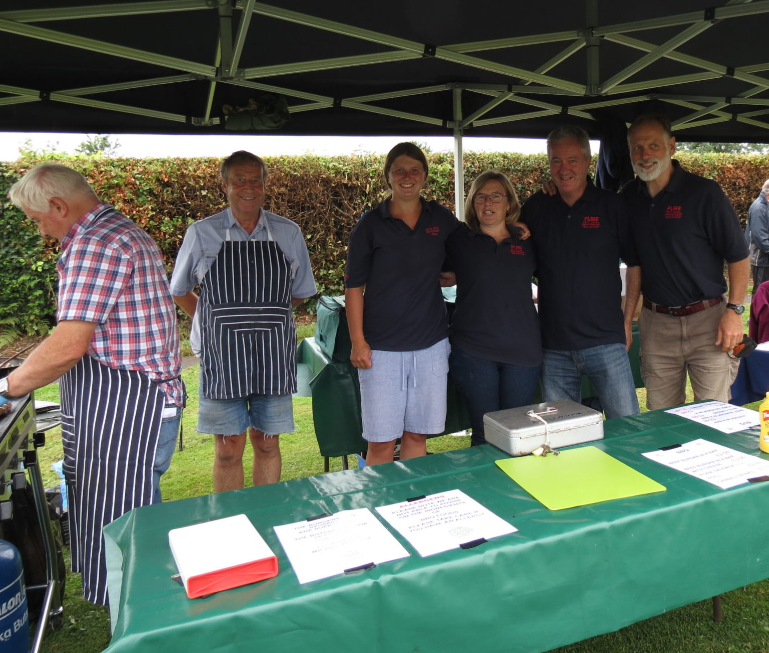 Supporting the Community – Pett Flower Show