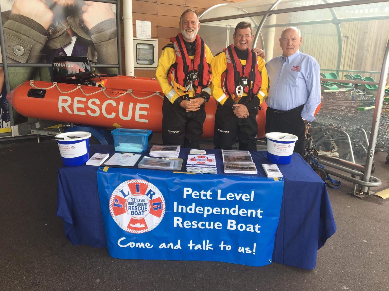 Support from the Community – Asda St. Leonards