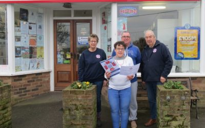 Support From The Community and Fairlight Stores
