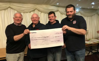 Support from the Community – Robin Hood Bonfire Society, Icklesham