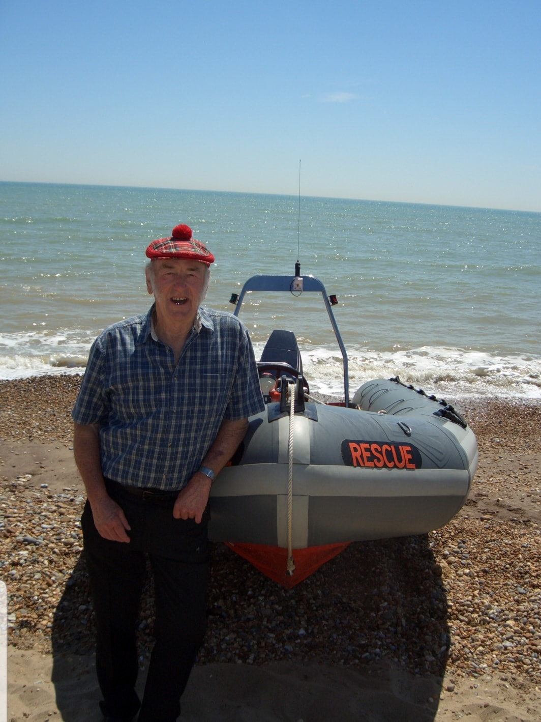 Sad News from Pett Level Independent Rescue Boat