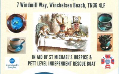 Community Support – Ocean Ceramics, Winchelsea Beach