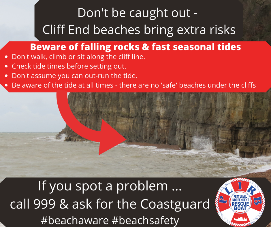 beach safety, Pett Level