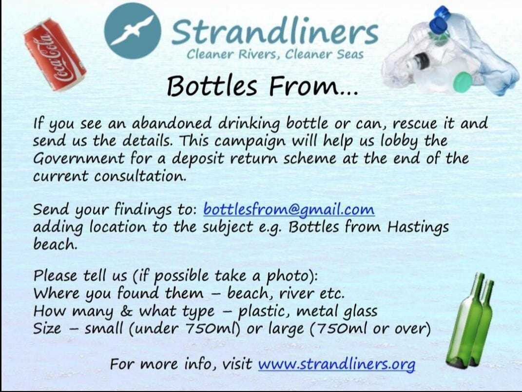 Strandliners CIC beach cleaning 2021